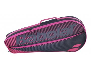 Produkt Babolat Club Classic Essential Racket Holder X3 Black/Pink