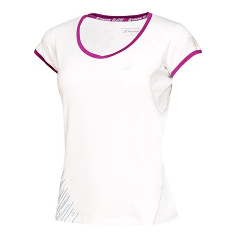 Babolat Top Girl Performance White