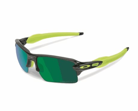 OAKLEY Flak 2.0 XL Black Ink w/ Jade Irid Polar