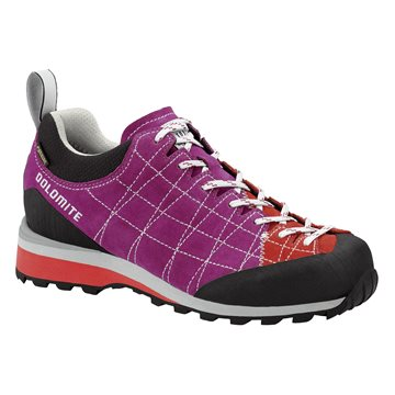 Produkt Dolomite Diagonal GTX Women Pansy Purple/Hibiscus Red