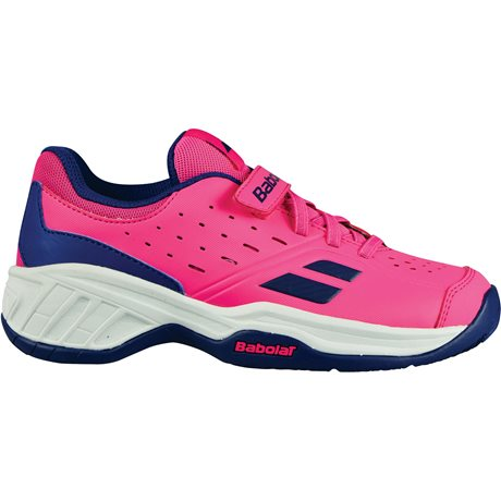Babolat Pulsion All Court KID Pink/Blue