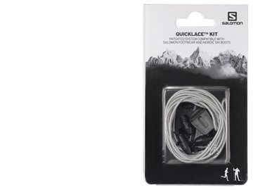 Produkt Salomon Quicklace Kit Grey 326676