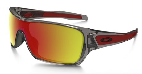 OAKLEY Turbine Rotor Grey Ink w/RubyIrd