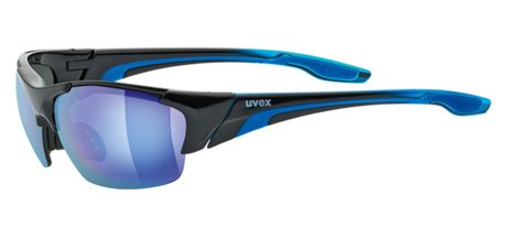UVEX BLAZE III, BLACK BLUE
