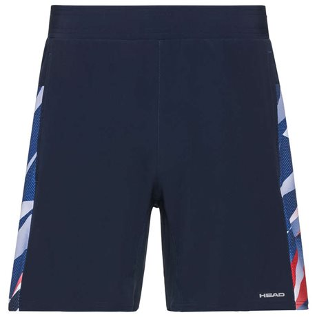 HEAD Medley Shorts Men Dark Blue/Royal