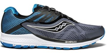 Produkt Saucony Ride 10 Grey/Black/Blue