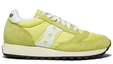 Saucony Jazz Original Vintage Yellow/White