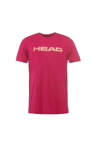 Head Ivan T-Shirt JR Pink
