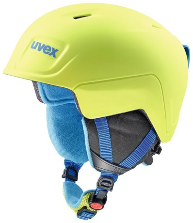 UVEX MANIC PRO lime-blue met mat S566224640 18/19