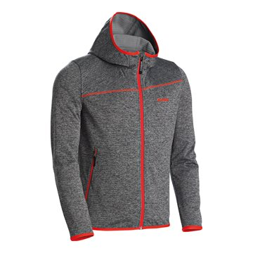 Produkt Atomic Microfleece Hoodie Quiet Shade