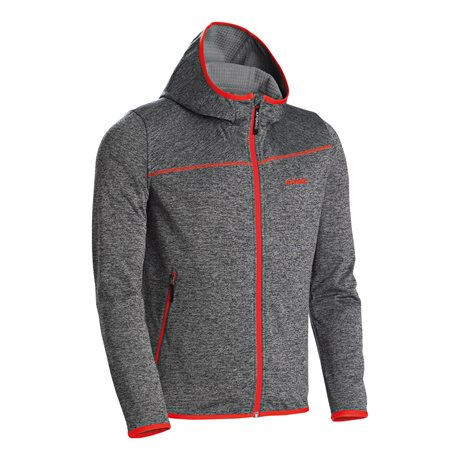 Atomic Microfleece Hoodie Quiet Shade