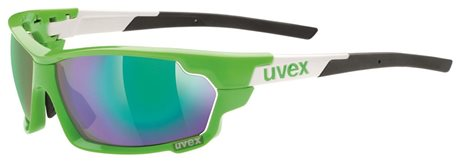 UVEX SGL 702, GREEN WHITE
