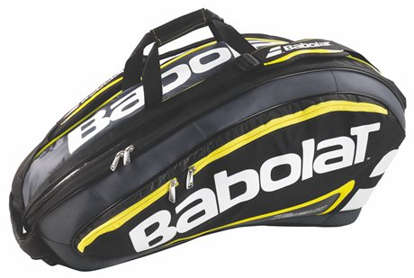 Babolat Team Line Racket Holder Yellow X9