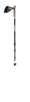 Produkt Leki Smart Traveller Carbon anthracite/white/neon red 90-130 cm 6402606 2019