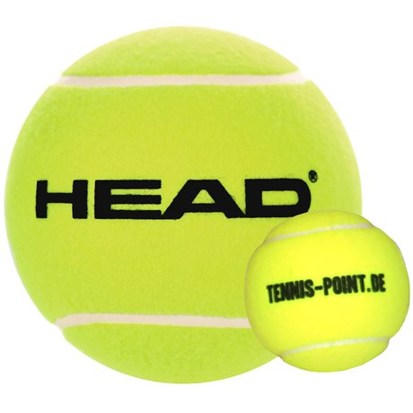 "HEAD MEDIUM Ball Tennis ""netto"""