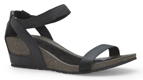TEVA Cabrillo Strap Wedge 1000070 BLK