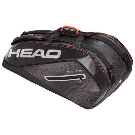 Head Tour Team 9R Supercombi Black/Silver 2019
