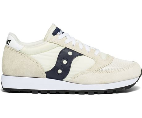Saucony Jazz Original Vintage Tan/Navy