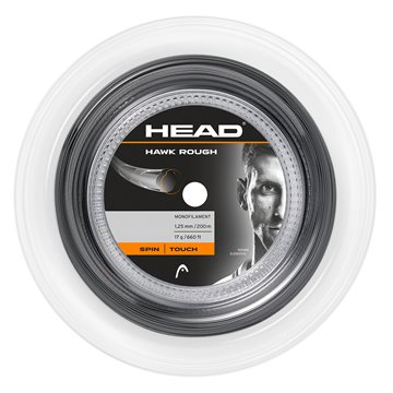 Produkt HEAD Hawk Rough 200m 1,25 Black