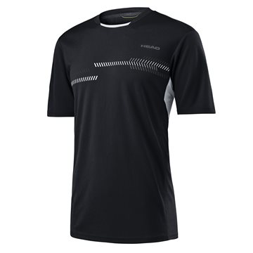 Produkt HEAD Club Technical Shirt Men Black