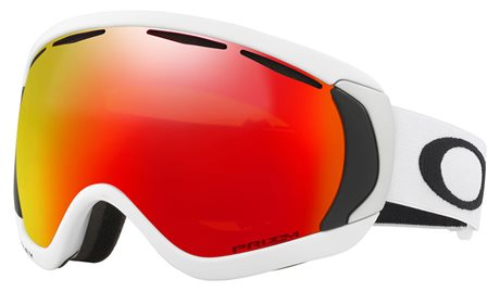 OAKLEY Canopy Matte White w/PRIZM Snow Torch Iridium 19/20