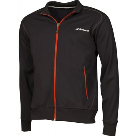 Babolat Jacket Men Performance Black 2016