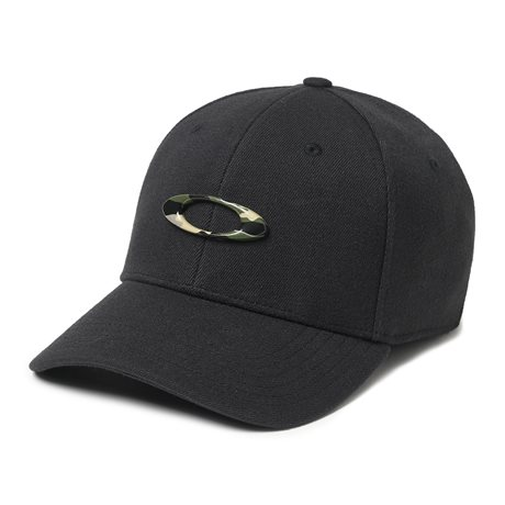OAKLEY Tincan Cap Black/Graphic Camo