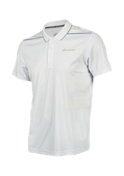 Produkt Babolat Performance Men Polo White 2018