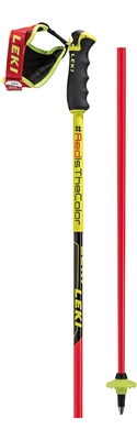 Leki WC Racing Comp neonred/neonyellow-black-white 6436820 19/20