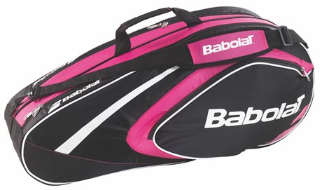 Babolat Club Line Racket Holder X6 Pink 2015