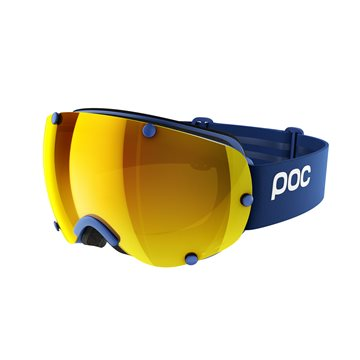 Produkt POC Lobes Clarity Basketane Blue/Spektris Orange 18/19