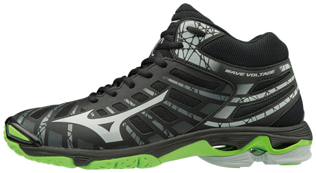 Mizuno Wave Voltage Mid V1GA196537