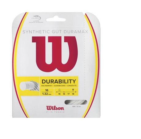 Wilson Synthetic Gut Duramax 12m 1,32