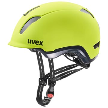 Produkt UVEX HELMA CITY 9, NEON YELLOW 19/20