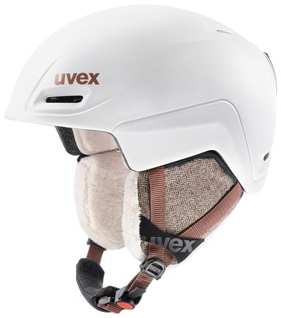UVEX JIMM white mat loden S566206110 17/18