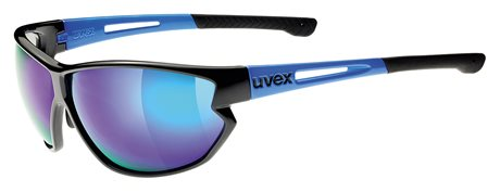 UVEX SGL 810 BLACK/BLUE