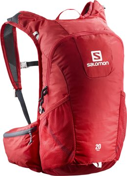 Produkt Salomon Trail 20 Barbados Cherry/Graphite 401338