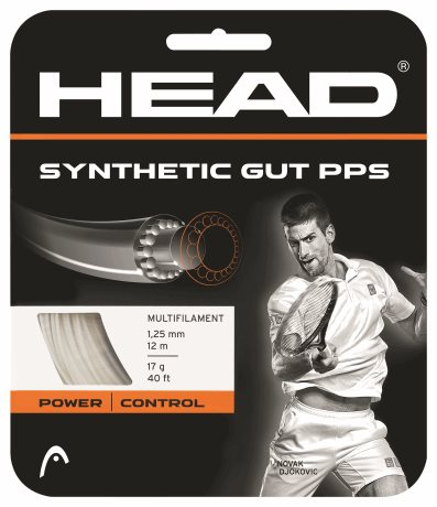 HEAD Synthetic Gut PPS 12m 1,24 White