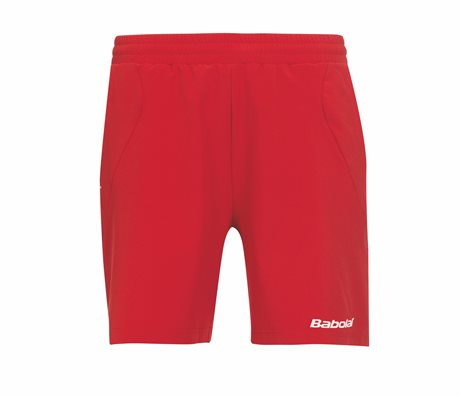 Babolat Short Men Match Core Red 2015