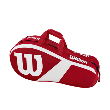 Wilson Match III 6 Pack Red