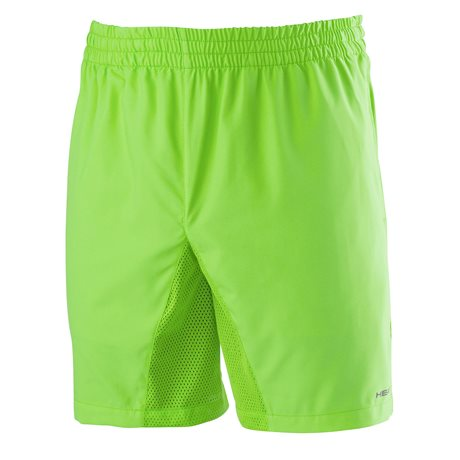 HEAD CLUB MEN - SHORT Green