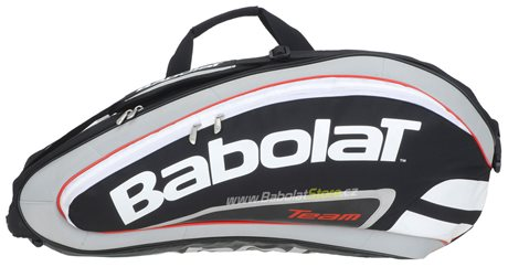 Babolat Team Line Racket Holder Black X9 2012