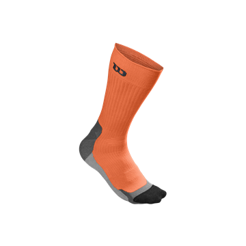 Produkt Wilson M Color High End Crew Sock Orange