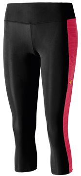 Produkt Mizuno Energy Active 3/4 Tights Black/Raspberry J2GB621164