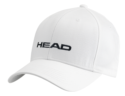 HEAD Promotion Cap White