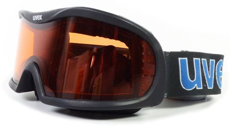 UVEX VISION OPTIC I, black/lasergold lite S5516122329