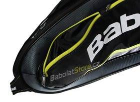 Babolat-Team-Line-Racket-Holder-Yellow-X3-2015_04