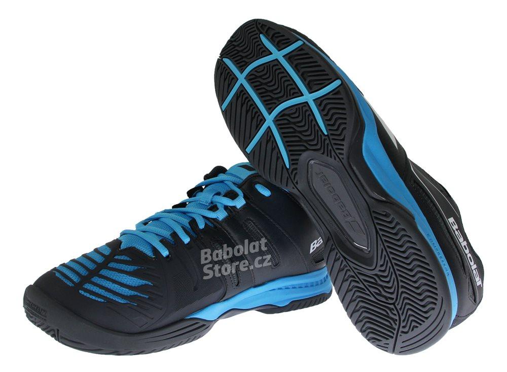 Babolat SFX All Court Men Black Blue  dc0153d7dd
